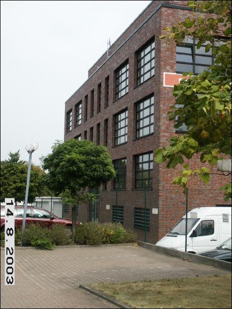 Bauunternehmen Frankfurt westdeutschland klinkerbau revermann